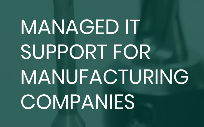 Manufacturing-support